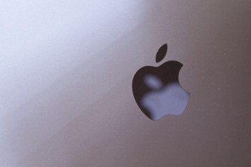 Apple logo future past