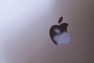 Apple logo future past