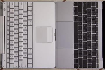 Keyword and trackpad MacBook 12 inch and PowerBook 12 inch
